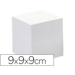 Bloco papel quo vadis encolado branco 680 folhas 100% reciclado 90 gr 90x90x90 mm