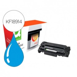 Toner compativel q-connect canon lbp710c i-sensys lbp-710 / 712 cian 10000 paginas