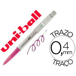 Esferográfica uni-ball roller uf-220 apagável 0