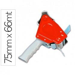 Desenrolador q-connect para fitas 66mt x 75 mm