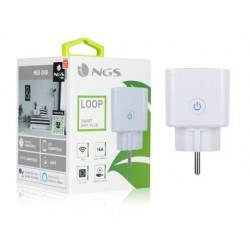 Ficha de ligacao a tomada ngs smart wifi 2