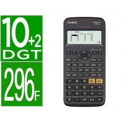 Calculadora casio fx-82 spx iberia classwizz cientifica 292 funcoes 9 memorias com capa