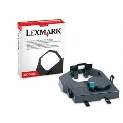 Fita de tinta lexmark 2400 / 2500 / 2500 preto alto rendimento