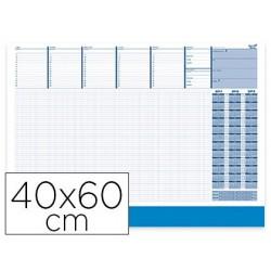 Planning secretaria semanal quo vadis escribania esp su8200 40x60 cm