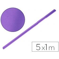 Papel kraft liderpapel rolo violeta 5x1 mt 65 gr