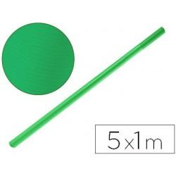 Papel kraft liderpapel rolo verde malaquita 5x1 mt 65 gr