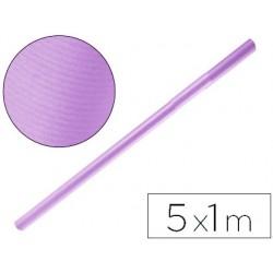 Papel kraft liderpapel rolo lilas 5x1 mt 65 gr
