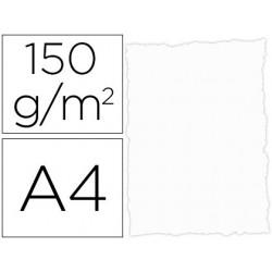 Papel pergaminho din a4 troquelado 150 gr cor parchment branco pack de 25 folhas