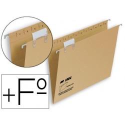 Capas de suspensao hamelin folio prolongado visor superior kraft eco