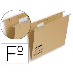 Capas de suspensao hamelin folio visor superior kraft eco