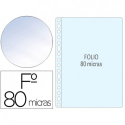 Bolsa catalogo q-connect folio 80 microns pele de laranja caixa de 1400 unidades