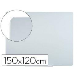 Quadro branco bi-office cristal magnetico 1500x1200 mm