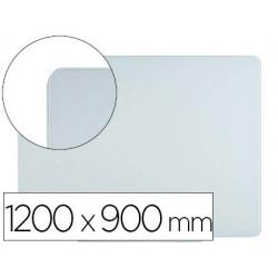 Quadro branco bi-office cristal magnetico 1200x900 mm