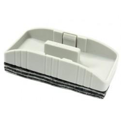 Apagador pentel para quadro branco com 5 camadas removiveis