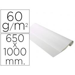 Recarga para quadro congresso exacompta papel ecologico 60gr liso 50 folhas 65x100 mm