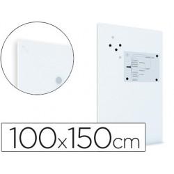 Quadro branco rocada com sistema ski whiteboard 100x150 cm