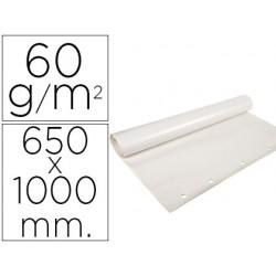 Recarga para quadro congresso exacompta papel 60gr liso 48 folhas 65x100 mm