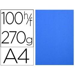 Cartolina exacompta forever avorio din a4 270 gr azul pack de 100 unidades