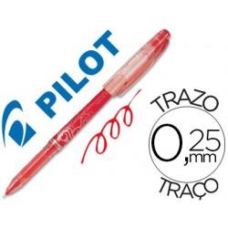Esferografica pilot frixion ponta fina vermelha