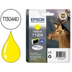 Cartucho de tinta epson stylus t1304 amarelo office bx320f