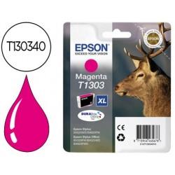 Cartucho de tinta epson stylus t1303 magenta office bx320f alta capacidade
