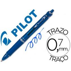 Esferografica pilot acroball azul tinta oleo ponta de esfera de 1