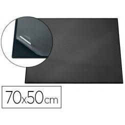 Base de secretaria durable transparente 70x50 cm