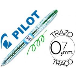 Esferografica pilot gel b2p verde