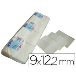 Guardanapos mini servis branca 9x12'2 cms pack de 400 1 folha