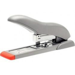 Agrafador rapid fashion hd70 prata/laranja capacidade 70 folhas usa agrafes 9/8-10 e 23/8-10