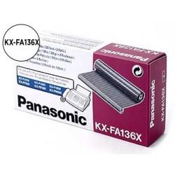 Consumivel para fax panasonic kx-f1810/f1820 2x100 m