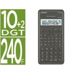 Calculadora casio fx-82 ms cientifica 240 funcoes visor duplo