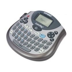 Etiquetadora dymo letratag lt100 teclado qwerty memoria para 9 etiquetas impressao 2 linhas
