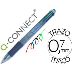 Esferografica q-connect 4 em 1