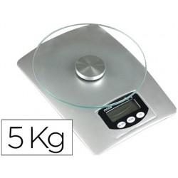 Balanca de escritorio q-connect electronica capacidade 5 kg