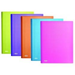 Capa catalogo elba urban 40 bolsas polipropileno cores sortidas