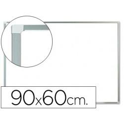 Quadro em melamina q-connect c/caixilho em aluminio 600 x 900 mm
