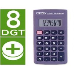 Calculadora citizen de bolso lc-310nr 8 digitos