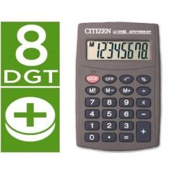 Calculadora citizen de bolso lc-210 iii 8 digitos