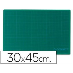 Placa de corte q-connect 300 mm x 450 mm (din a3)
