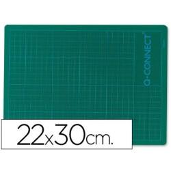Placa de corte q-connect 220 mm x 300 mm (din a4)