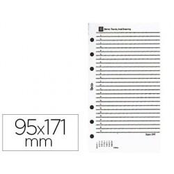 Rolo de etiquetas adesivas meto onduladas 22 x 12 mm pvp- larnja fluorescente rolo 1500