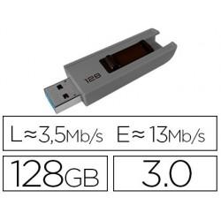 Pen drive emtec b250 128 gb usb 3.0 slide