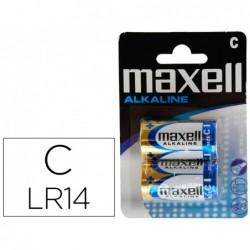 Pila maxell alcalina 1