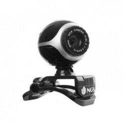 Camara webcam ngs xpresscam300com microfone 8 mpx usb 2.0
