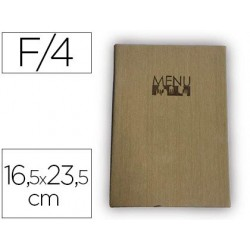 Porta menus liderpapel 16