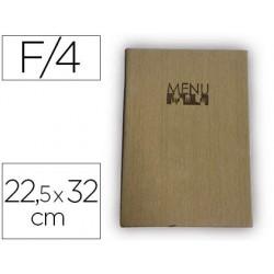 Porta menus liderpapel 22