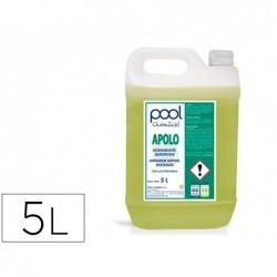 Limpiador desengrasante dahi chemical multiusos garrafa 5 litros