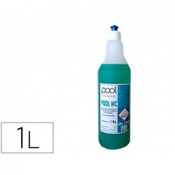 Limpiador baños dahi chemical wc desincrustante botella 1 litro