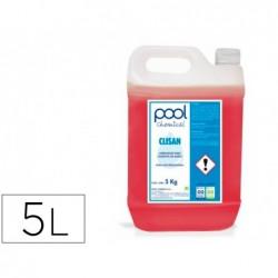 Limpiador baños dahi chemical clisan antical garrafa 5 litros